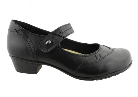 Planet Shoes Helen Womens Leather Mary Jane Shoes