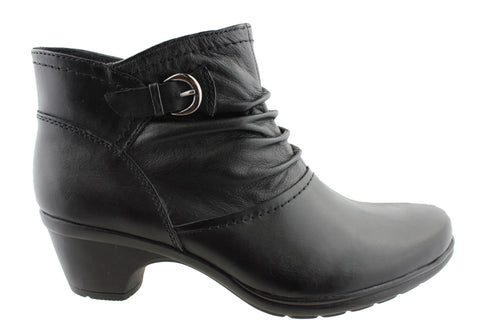 Planet Shoes Melissa Womens Leather Fashion Ankle Boots