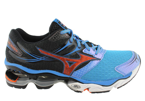 Mizuno Wave Create 14 Mens Premium Cushioned Running Shoes