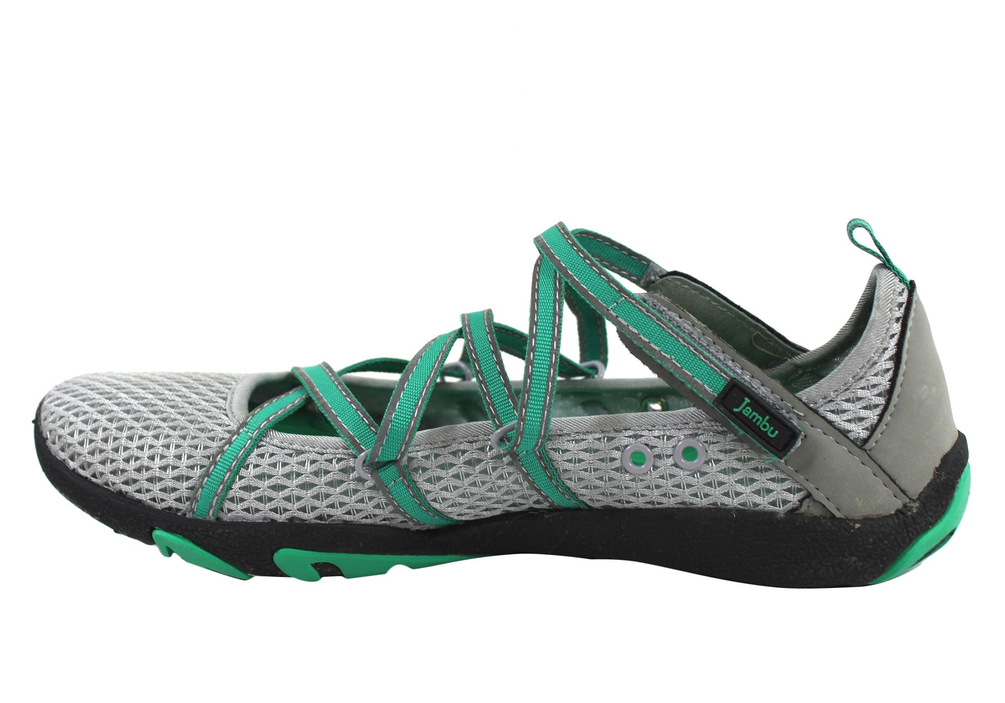 Jambu Tidal Womens Comfortable Water Friendly Shoes