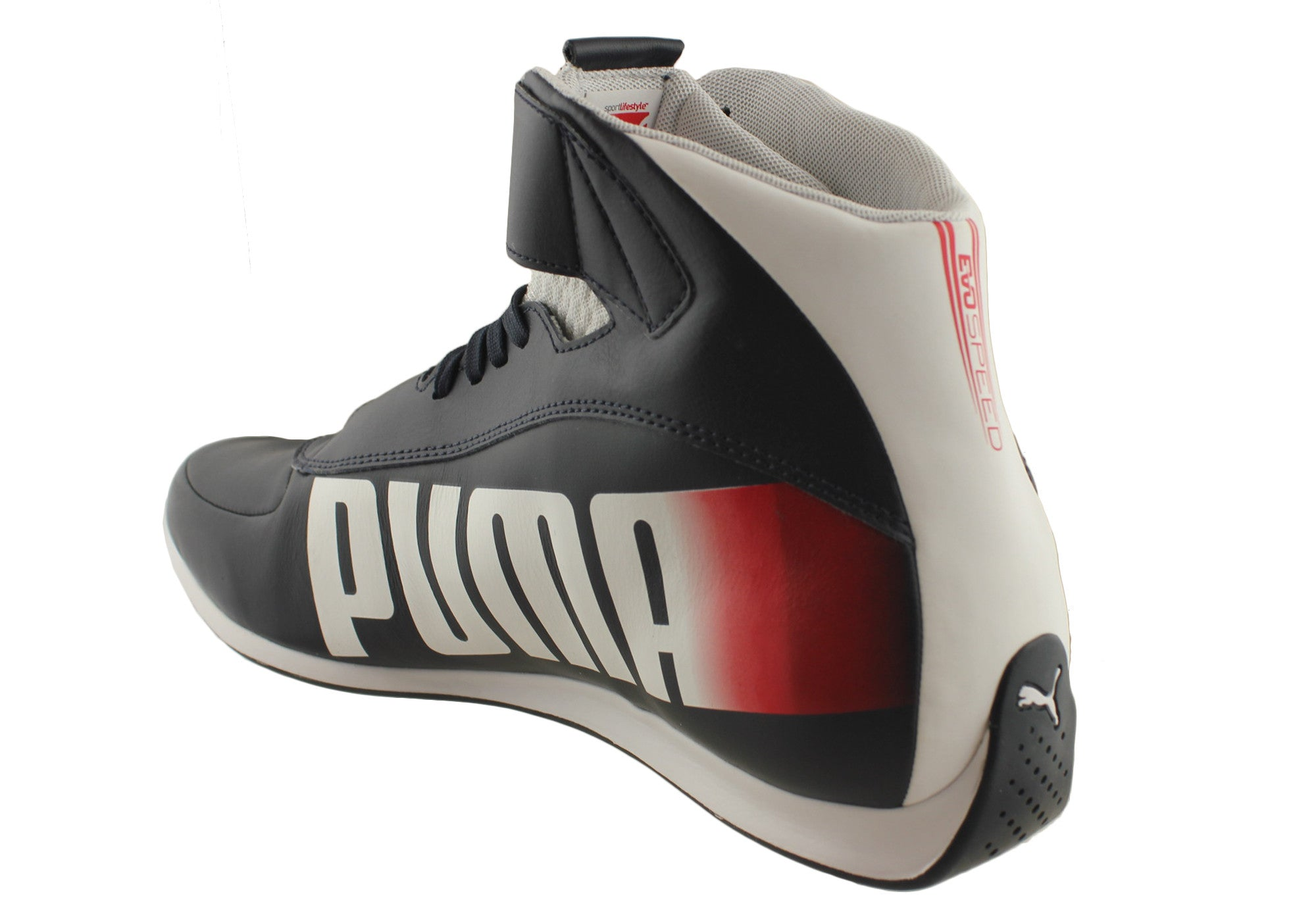 reputable site 8149d cca43 Puma Evospeed Mid BMW 1.2 Mens Fashion Casual Shoes