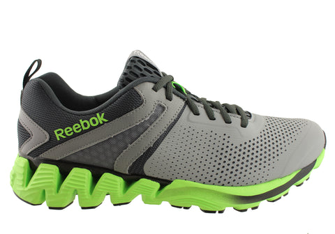 Reebok ZigTech Zig Kick Neo Mens Cushioned Running Shoes