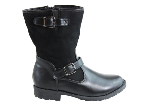 Bellissimo Kalani Junior/Older Girls Fashion Boots