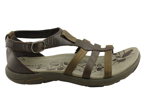 Merrell Cantor Lavish Womens Comfortable Sandals