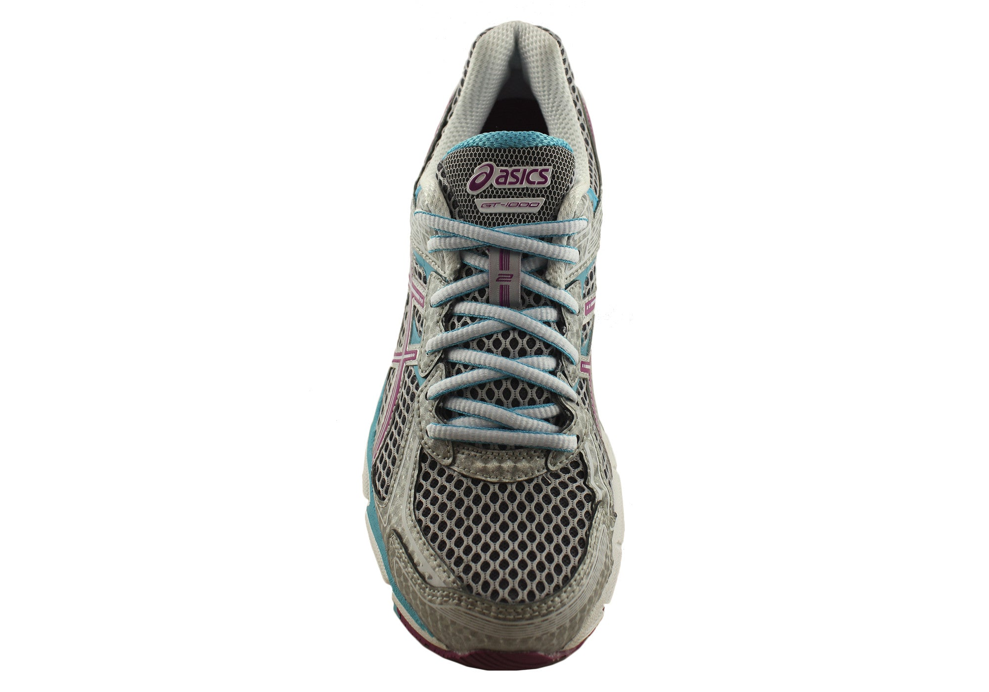 Asics GT1000-2 Womens Cushioned Running Sport Shoes