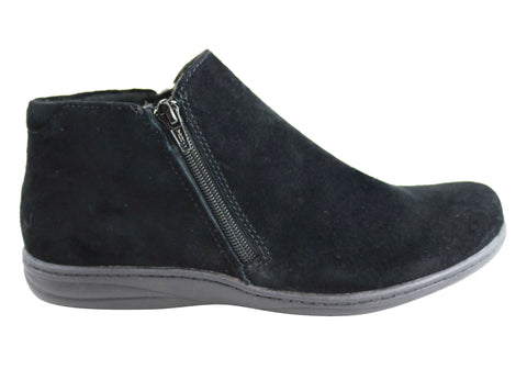 Planet Shoes Roxy & Roxy2 Womens Comfortable Flat Ankle Boots