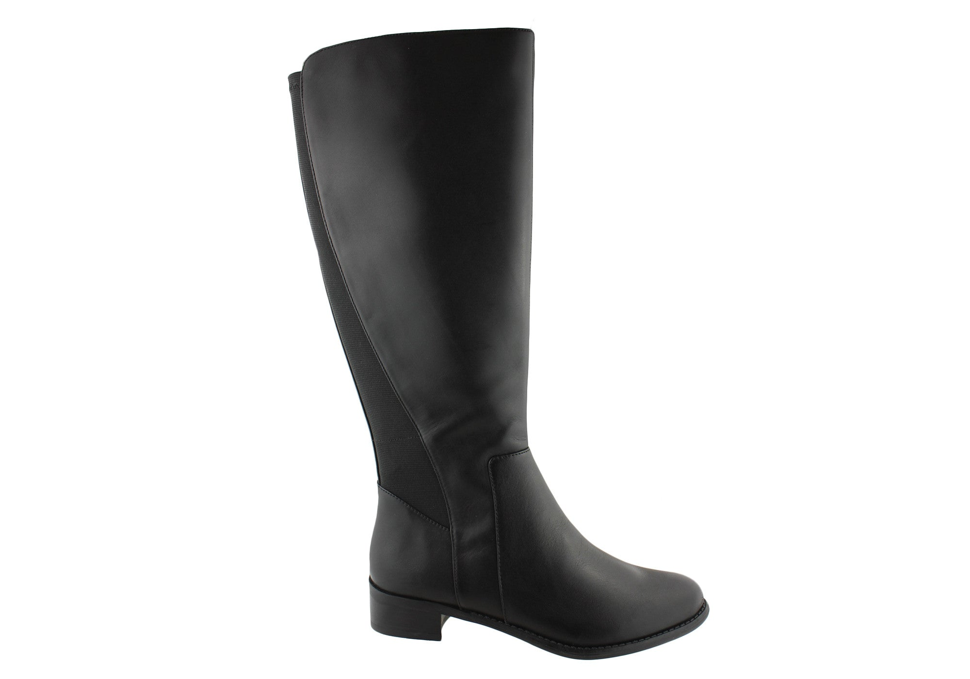 0ef9e625c4e NEW HUSH PUPPIES YARRA WOMENS LEATHER KNEE HIGH BOOTS