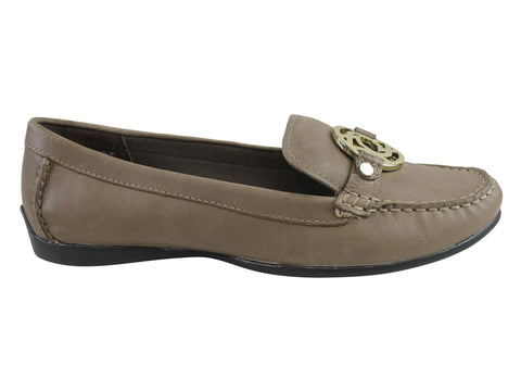 Rockport Demisa Cut Out Womens Mocc