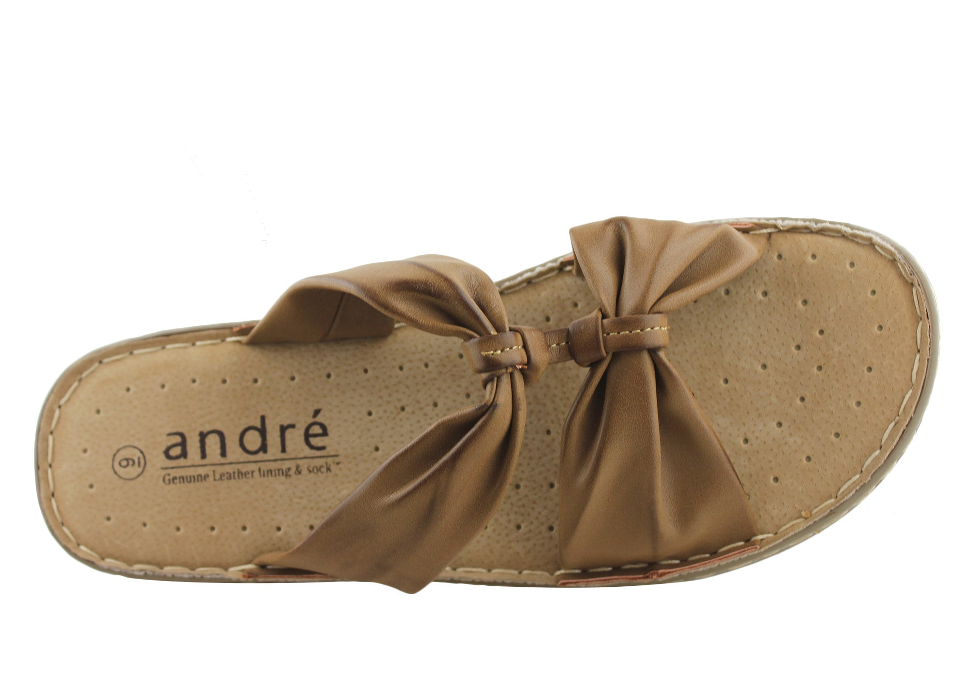 Andre Flinders Womens Lightweight Comfort Slides