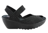 Skechers Parallel Acapella Womens Comfy Wedge Shoes