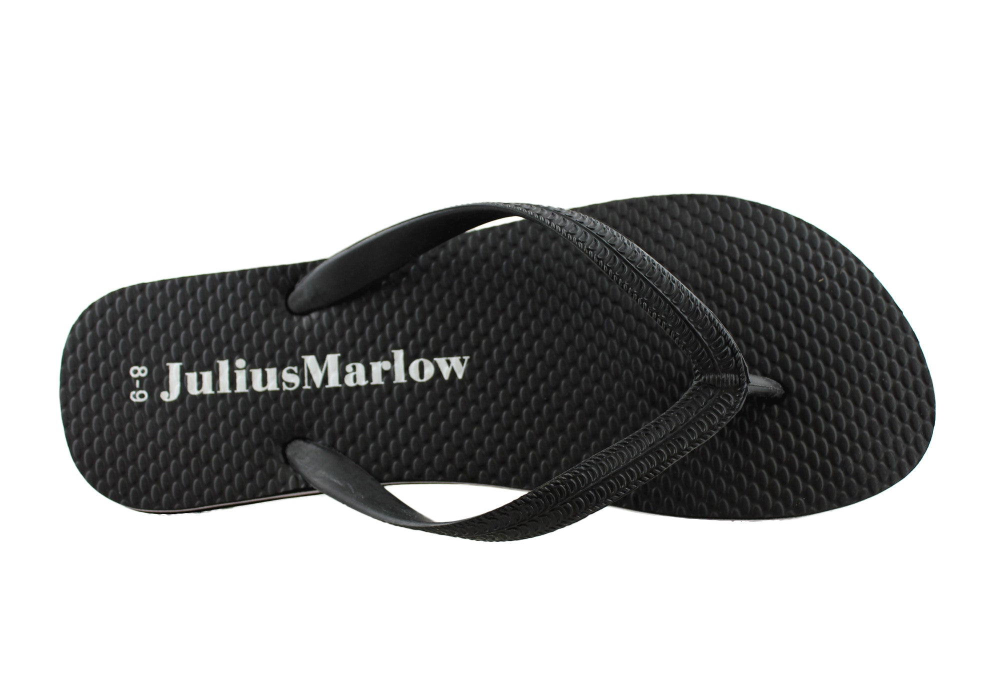 Julius Marlow Mens Rubber Thongs