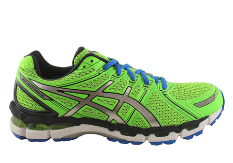 Asics Gel Kayano 19 Mens Premium Cushioned Running Sport Shoes