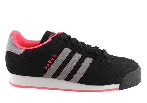 Adidas Originals Samoa Mens Retro Casual Shoes