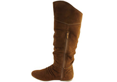 Grizzly Julie Womens Wool Lining Knee High Boots