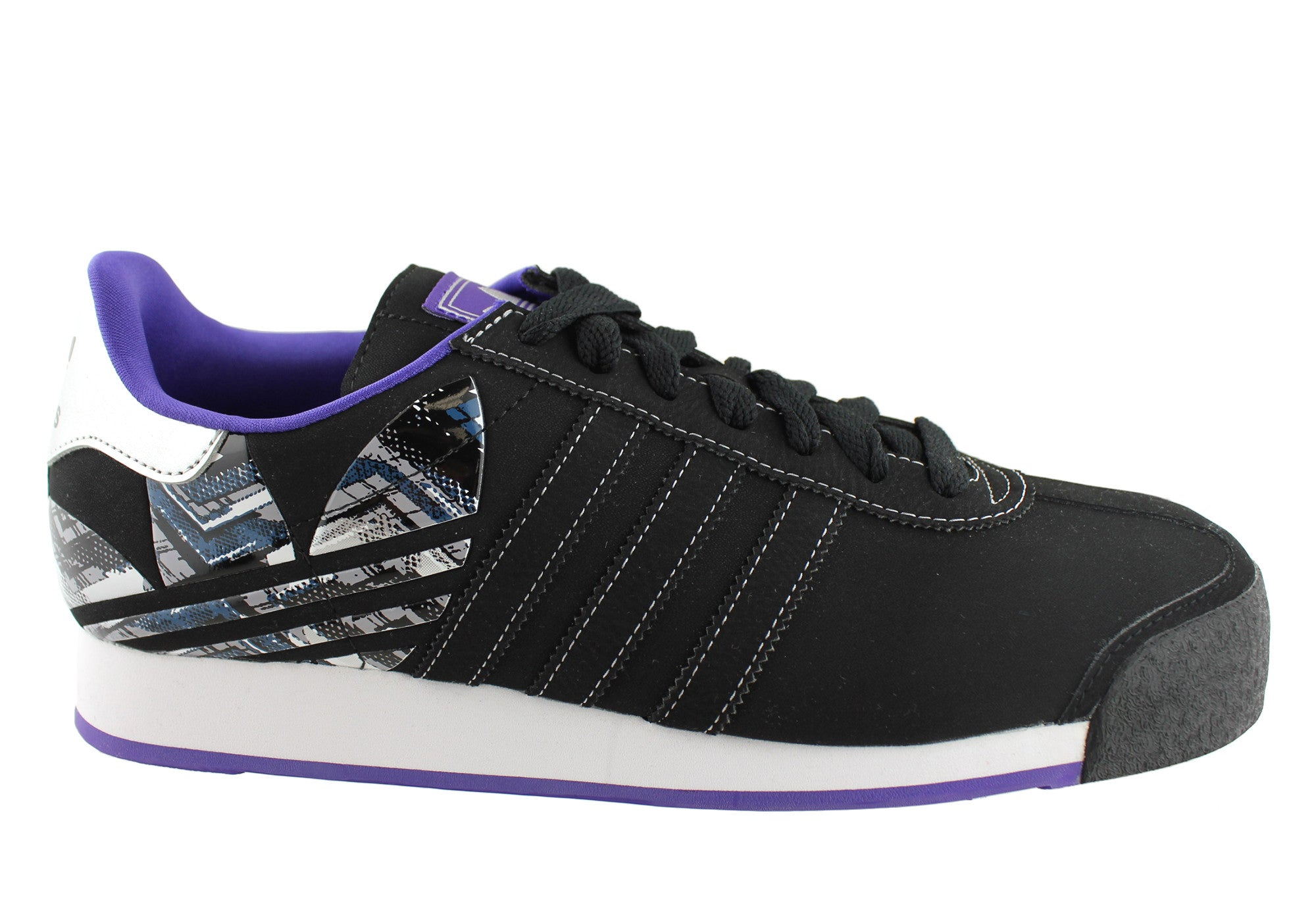 the latest 5d23f a8d2b Adidas Samoa Mens Lace Up Comfortable Trainers Sport Shoes   Brand ...