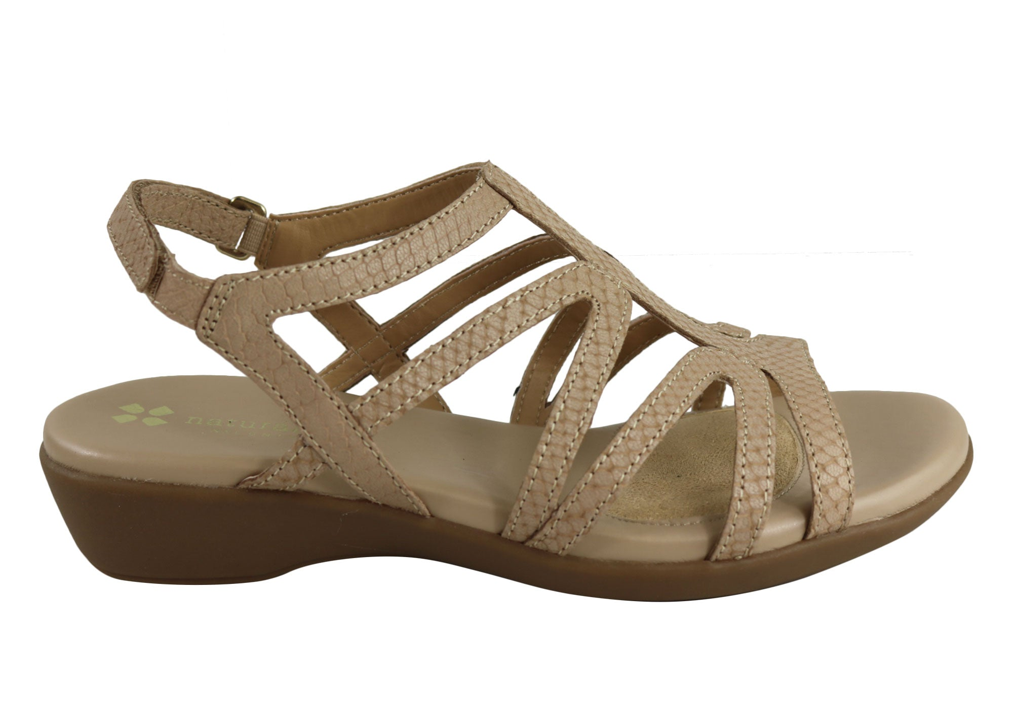 NEW-NATURALIZER-NEELIE-WOMENS-COMFORT-WIDE-FIT-LEATHER-STRAPPY-SANDALS