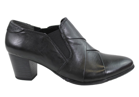 Gino Ventori Genova Womens Leather Shoes