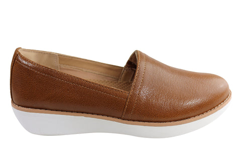 Fitflop Womens Comfortable Casa Leather Loafers Shoes