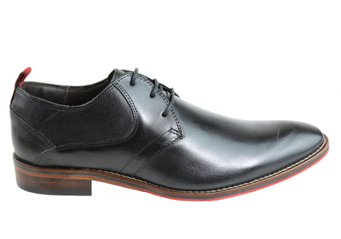 Ferracini Izett Mens Leather Comfortable Dress Shoes Made In Brazil