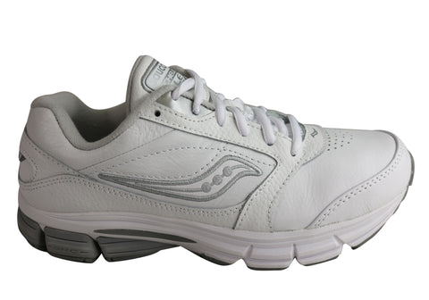 Saucony Echelon LE2 Womens Comfort Wide Fit Walking Shoes