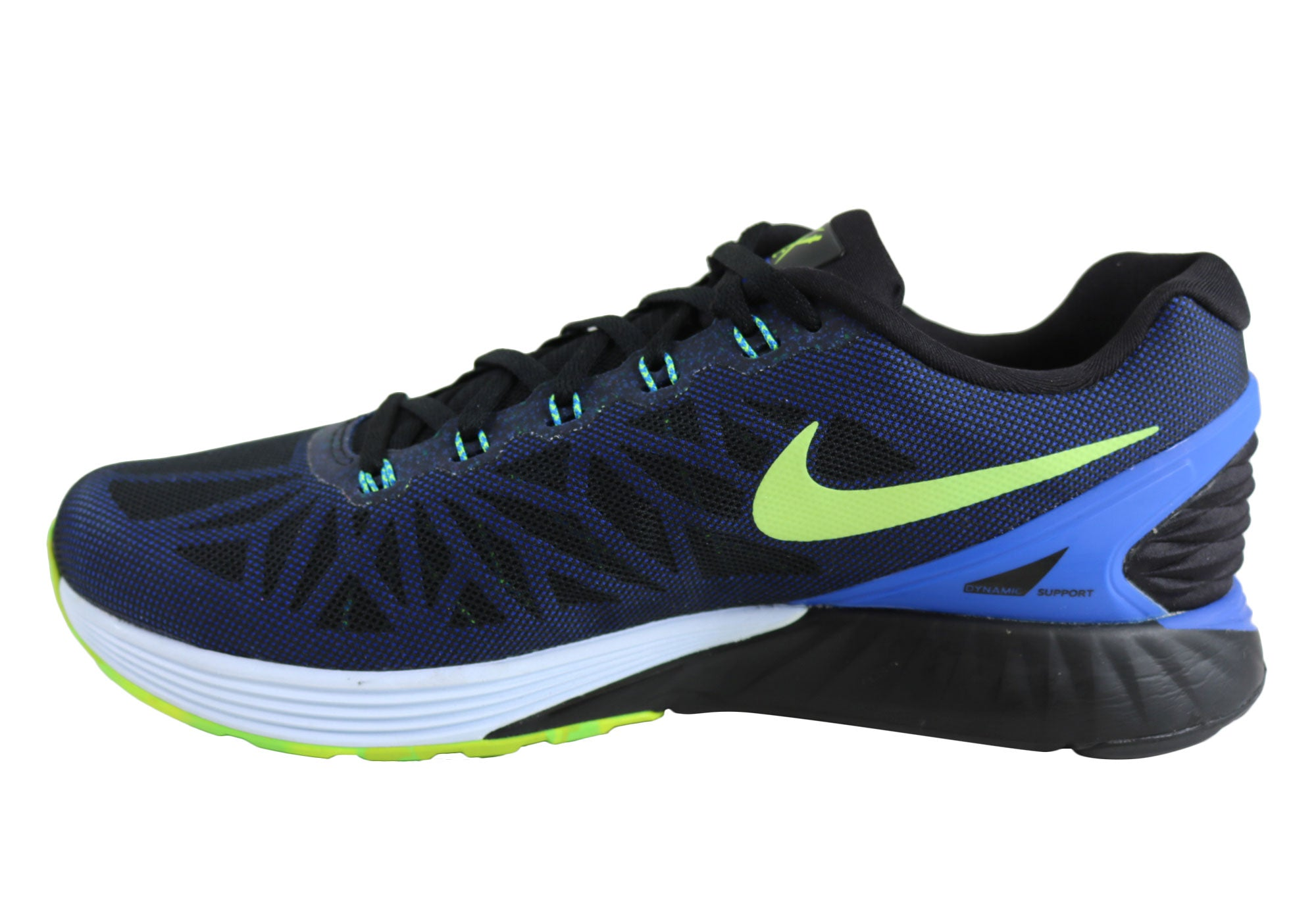 9507650e01d11 NEW NIKE LUNARGLIDE 6 MENS RUNNING CUSHIONED SPORT SHOES