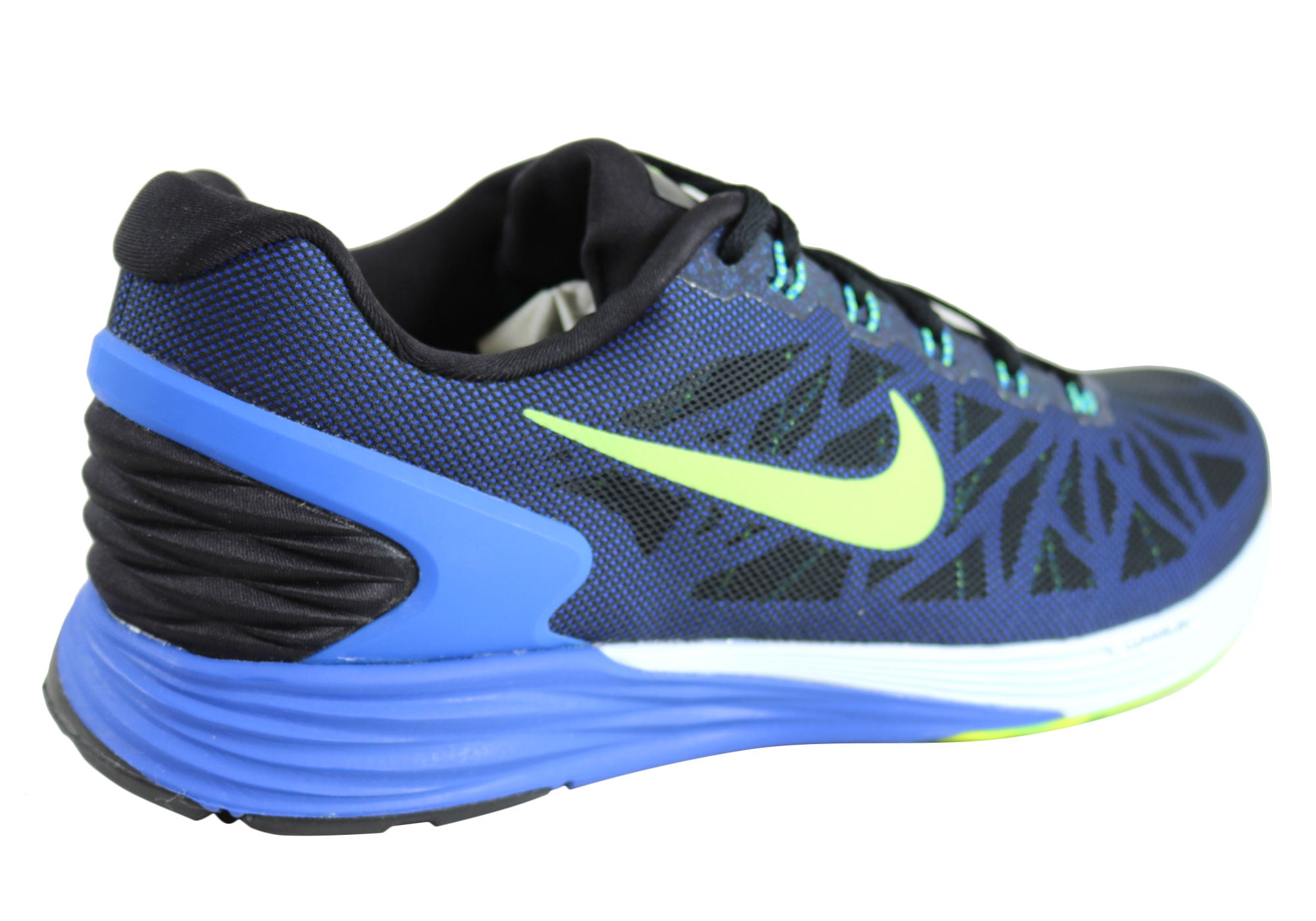 sneakers for cheap ff492 7f1d0 Nike Lunarglide 6 Mens Running Cushioned Sport Shoes | Brand House ...