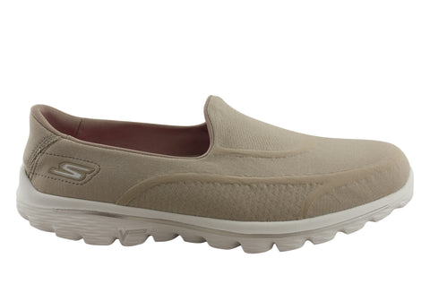 Skechers Go Walk 2 Super Sock 2.0 Womens Casual Shoes