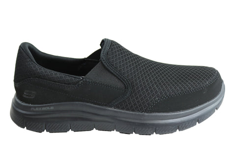Skechers Flex Advantage SR Mcallen Mens Slip Resistant Work Shoes
