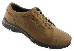 Rockport Cityplay Mudguard Mens Lace Up Leather Shoes