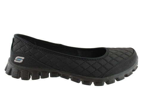 Skechers Ez Flex 2 Spruced Up Womens Memory Foam Shoes
