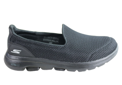 Skechers Go Walk 5 Womens Comfortable Cushioned Machine Washable Shoes