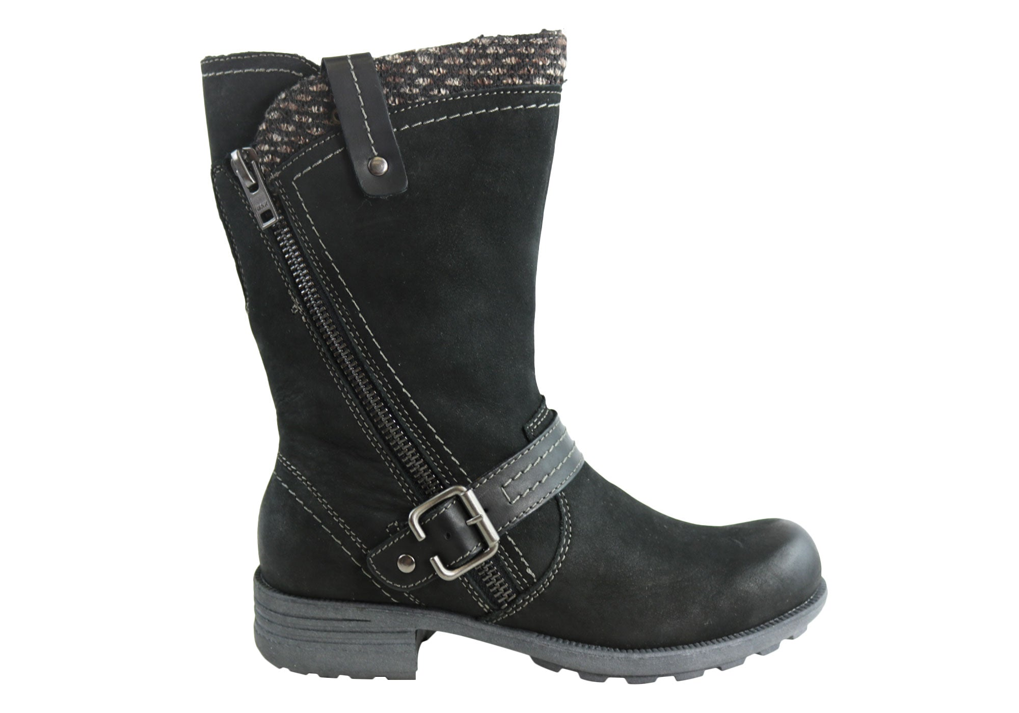 e3f34090f3d Planet Shoes Pugg & Pugg2 Womens Comfortable Leather Mid Calf Boots