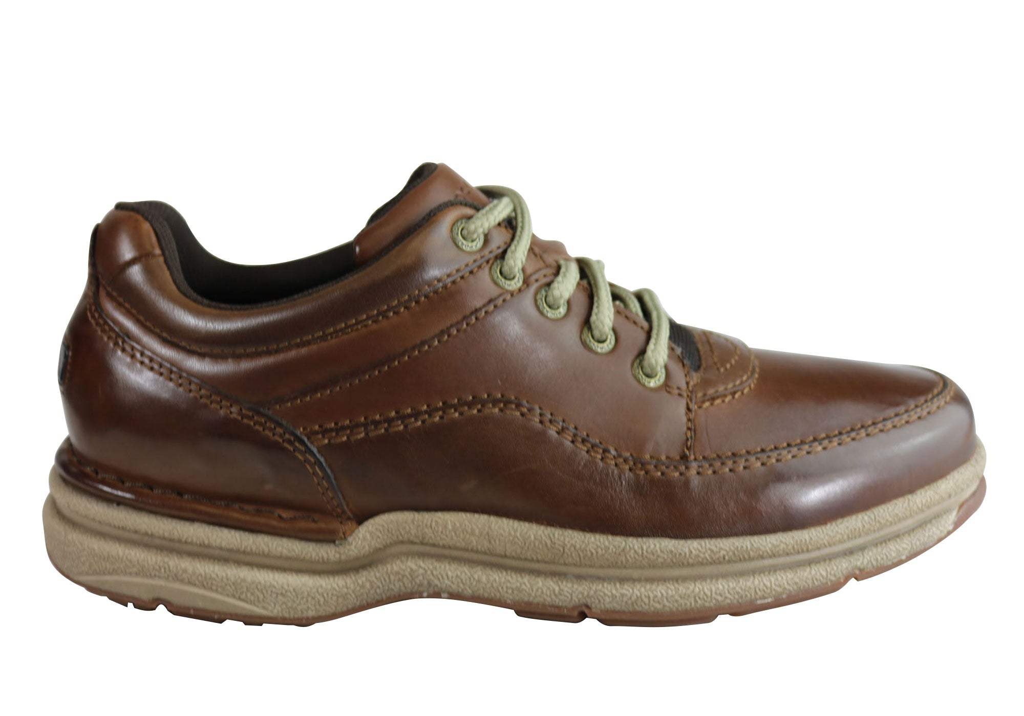 efd0124a9 Rockport World Tour Classic Mens Comfort Wide Fit Walking Shoes ...
