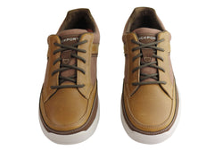 Rockport Welker Casual Lace Up Mens Comfortable Wide Fit Shoes