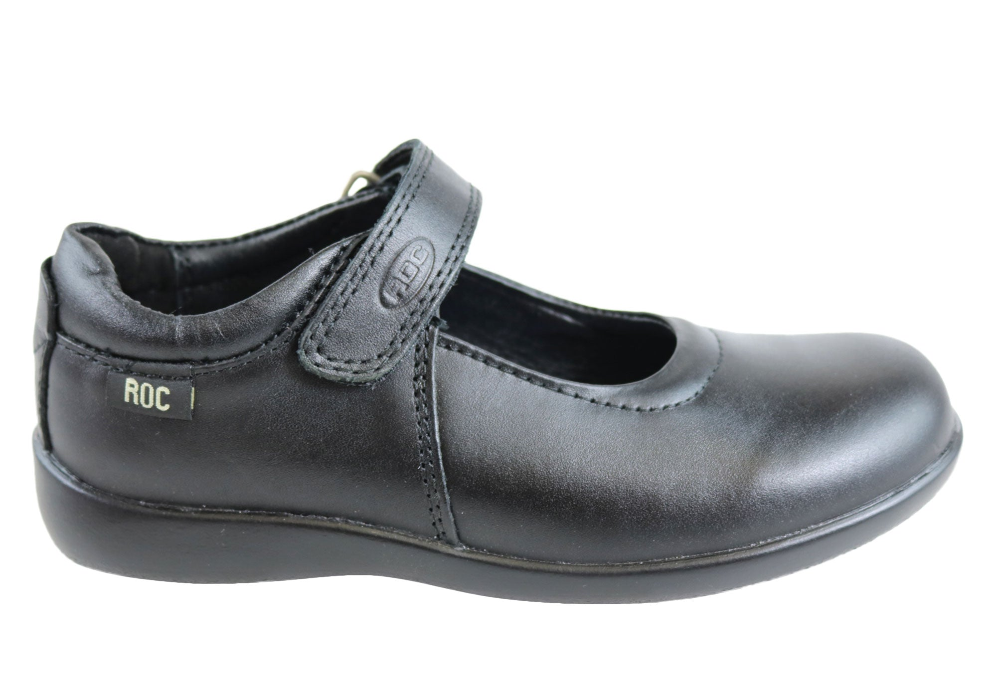 NEW ROC JULIETTE JUNIOR GIRLS MARY JANE SCHOOL SHOES CUSHIONED COMFORTABLE 1ab78568c