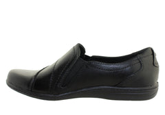Planet Shoes Jemima Womens Leather Comfort Shoe