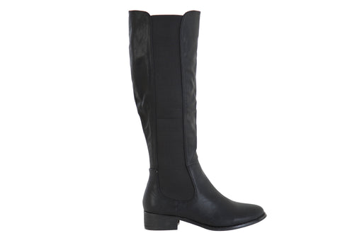 Lavish Treasure Womens Fashion Knee High Boots