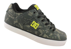 DC Shoes Pure Sp Mens High Performance Casual Lace Up Skate Shoes
