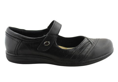 Planet Shoes Jamie Womens Mary Jane Comfort Shoe With Arch Support