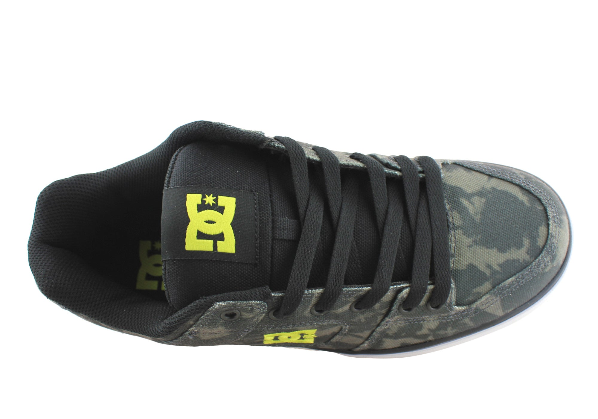 DC Shoes Pure Sp Mens High Performance Skate Shoes