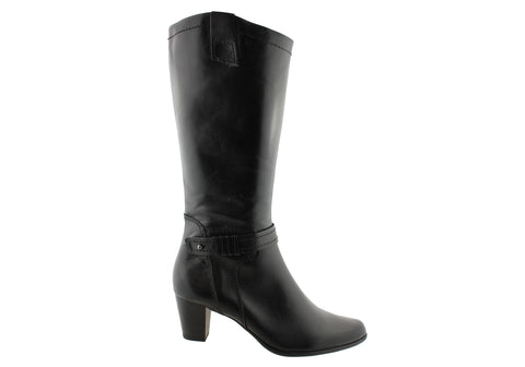 Footrest Venus Womens Leather Boots