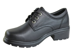 ROC Caper Older Girls/Ladies School Shoes