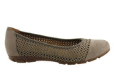 Gino Ventori Moment Womens Leather Shoes Made In Brazil