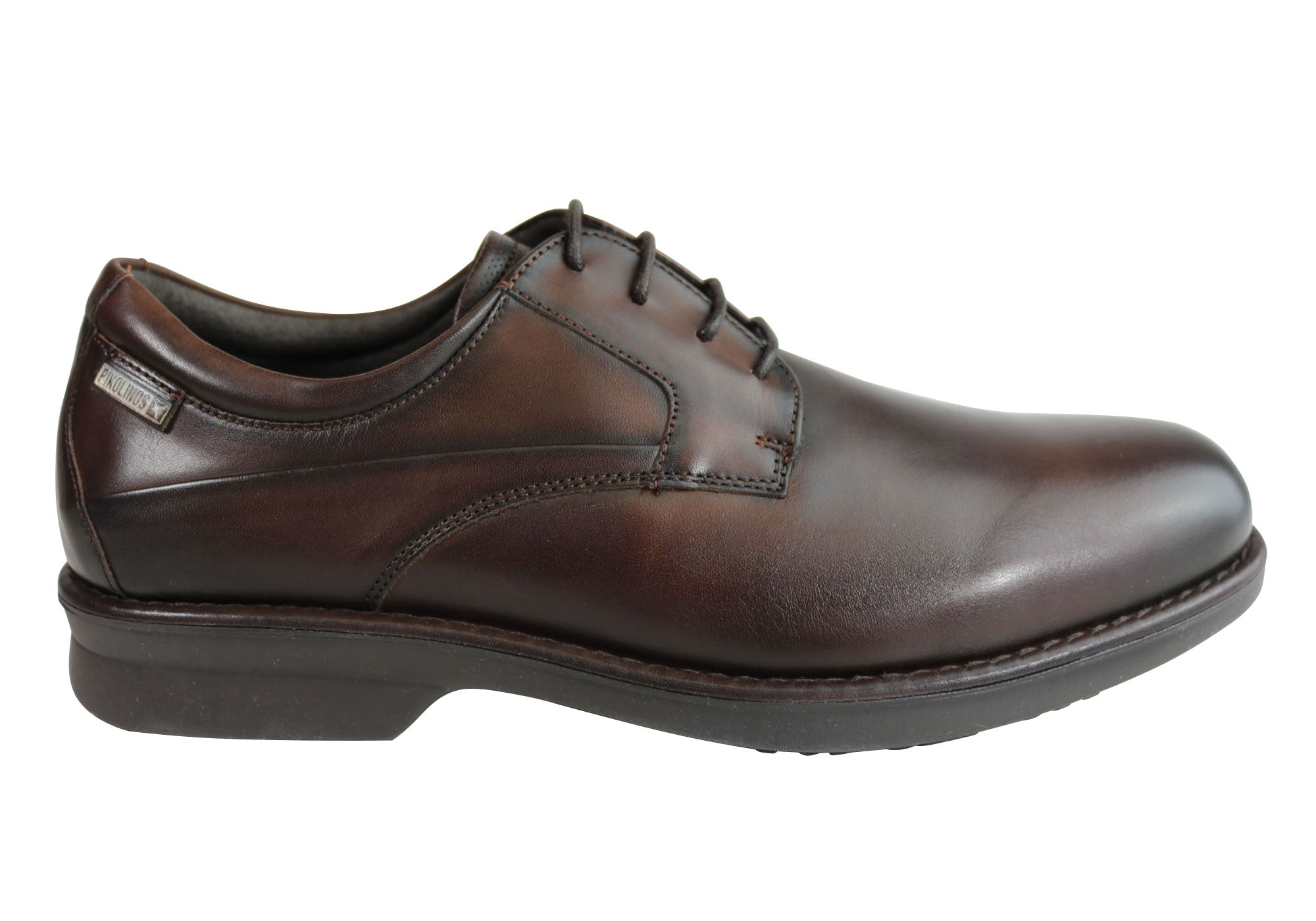 d09149e3a712e Pikolinos Dublin Mens Leather Lace Up Dress Shoes Made In Spain ...