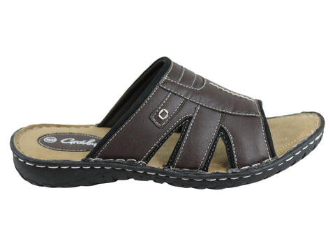 Grosby Jacky Mens Comfortable Lightweight Sandals