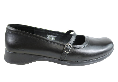 ROC Skirmish Womens Leather Mary Jane Comfortable Shoes