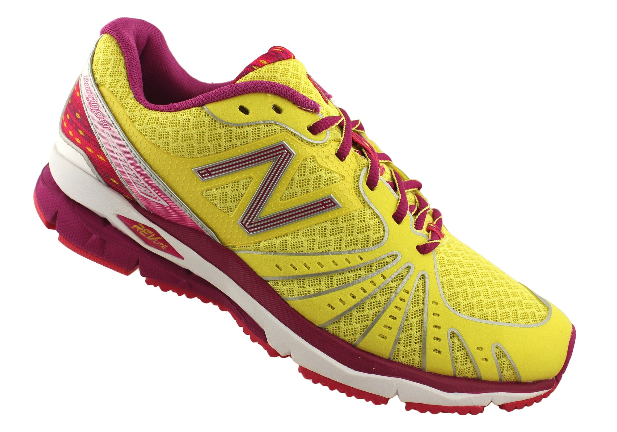 New Balance WR890YP Womens Sports Shoes
