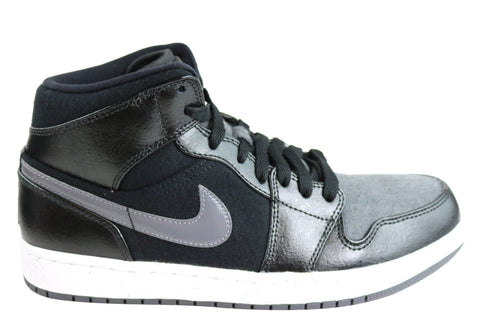Nike Air Jordan 1 Mid Premium Hi Tops Basketball Shoes