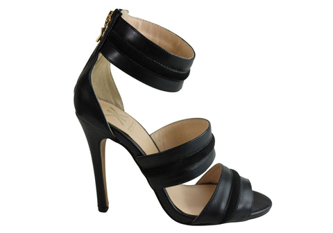 Kardashian Kollection Womens Rosie Fashion Stiletto Heel Sandals