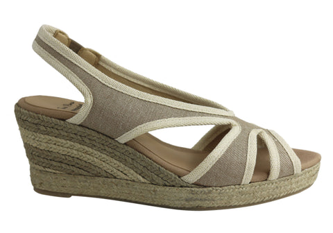 Toni Pons Megan 5 Womens Espadrille Sandals Made In Spain